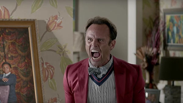Walton Goggins, that crazy motherfucker. Look at those teeth!
