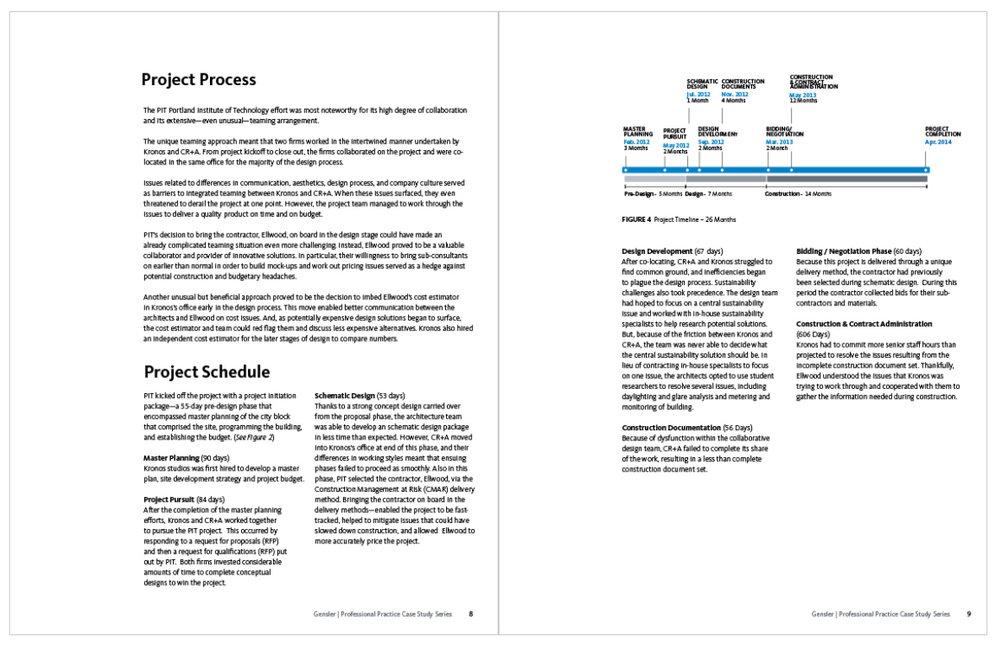 Professional Practice Curriculum Case Study Series — Lindsay Rayner