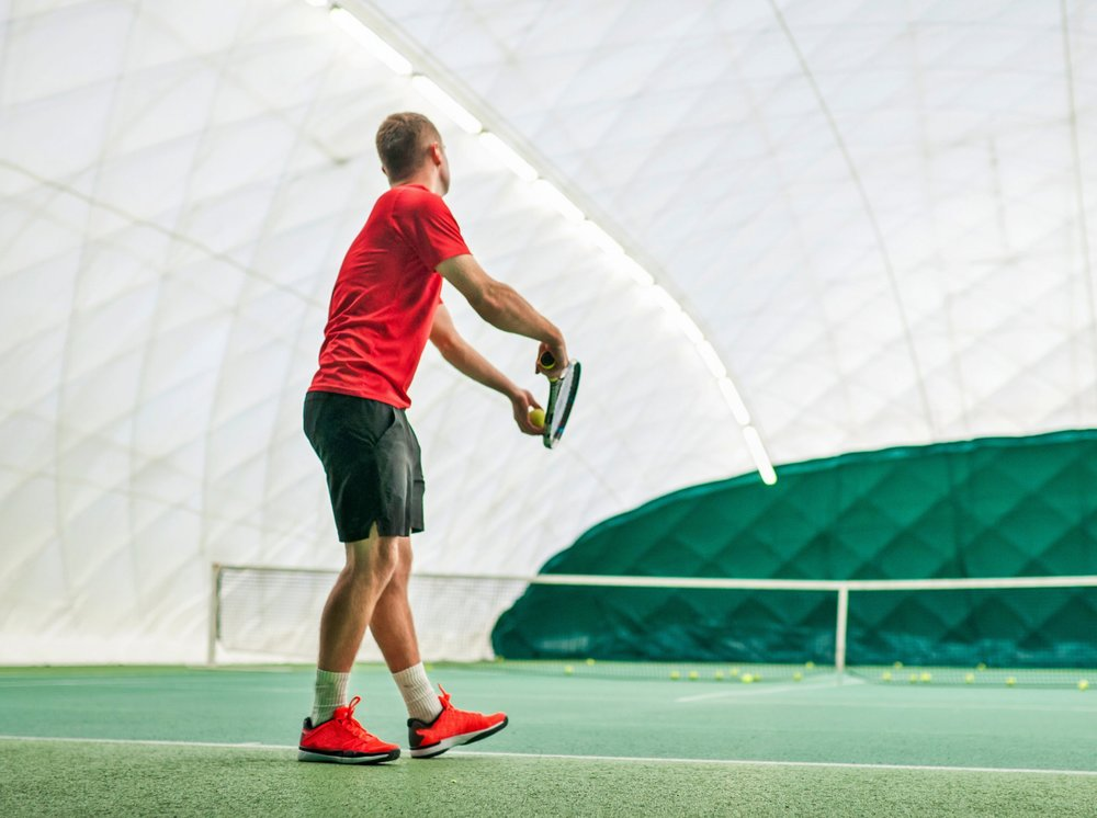 Junior Tennis Programs - QuickStart Tennis is a teaching format to help kids learn and play the game of tennis by adjusting the equipment and court size for the appropriate age and skill level. All players are evaluated before beginning a program to be placed in the appropriate starting level.2017 Winter and 2018 Winter/Spring Schedule: Programs are $140.00 per player and run for 7 weeks. Call the Rec Center to sign-up 856-629-2050Session 1: December 9th to January 20thSession 2: February 3rd to March 17th Session 3: March 31st to May 12thSummer Camps begin June 25th ( 8 week camps)