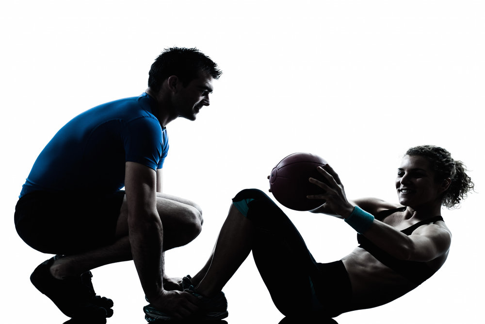 The Rec Center Offers Great Personal Trainers