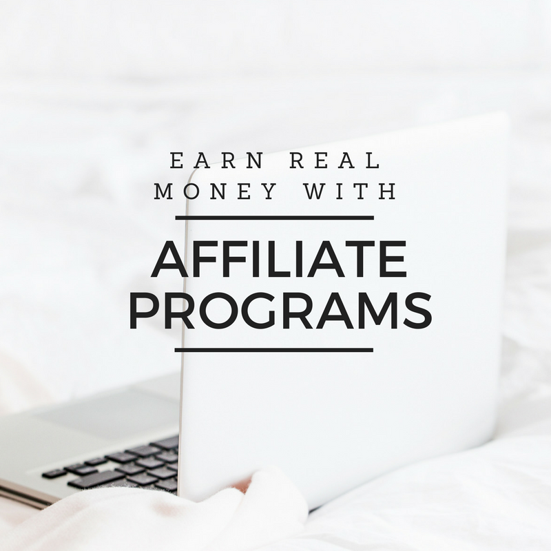 Make Real Money With Affiliate Programs- Coming soon   Ready to see some real money come from affiliate programs? This coaching group walks you through step by step how to find, maintain and set up affiliate programs that are perfect for your audience.