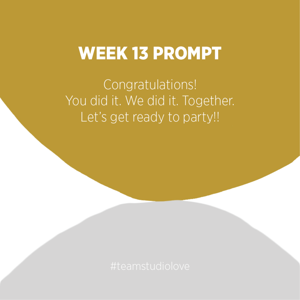Week 13: Mon, Oct 10