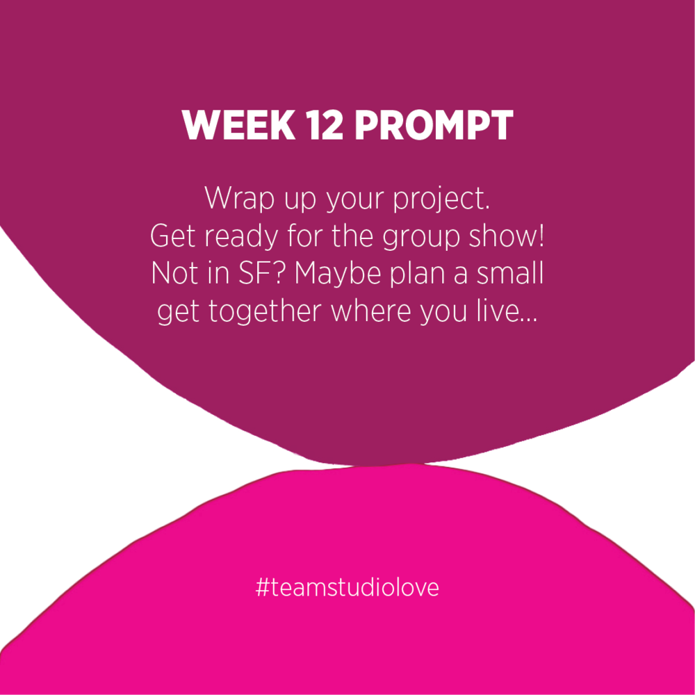 Week 12: Mon, Oct 3