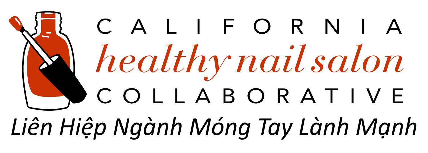 California Healthy Nail Salon Collaborative