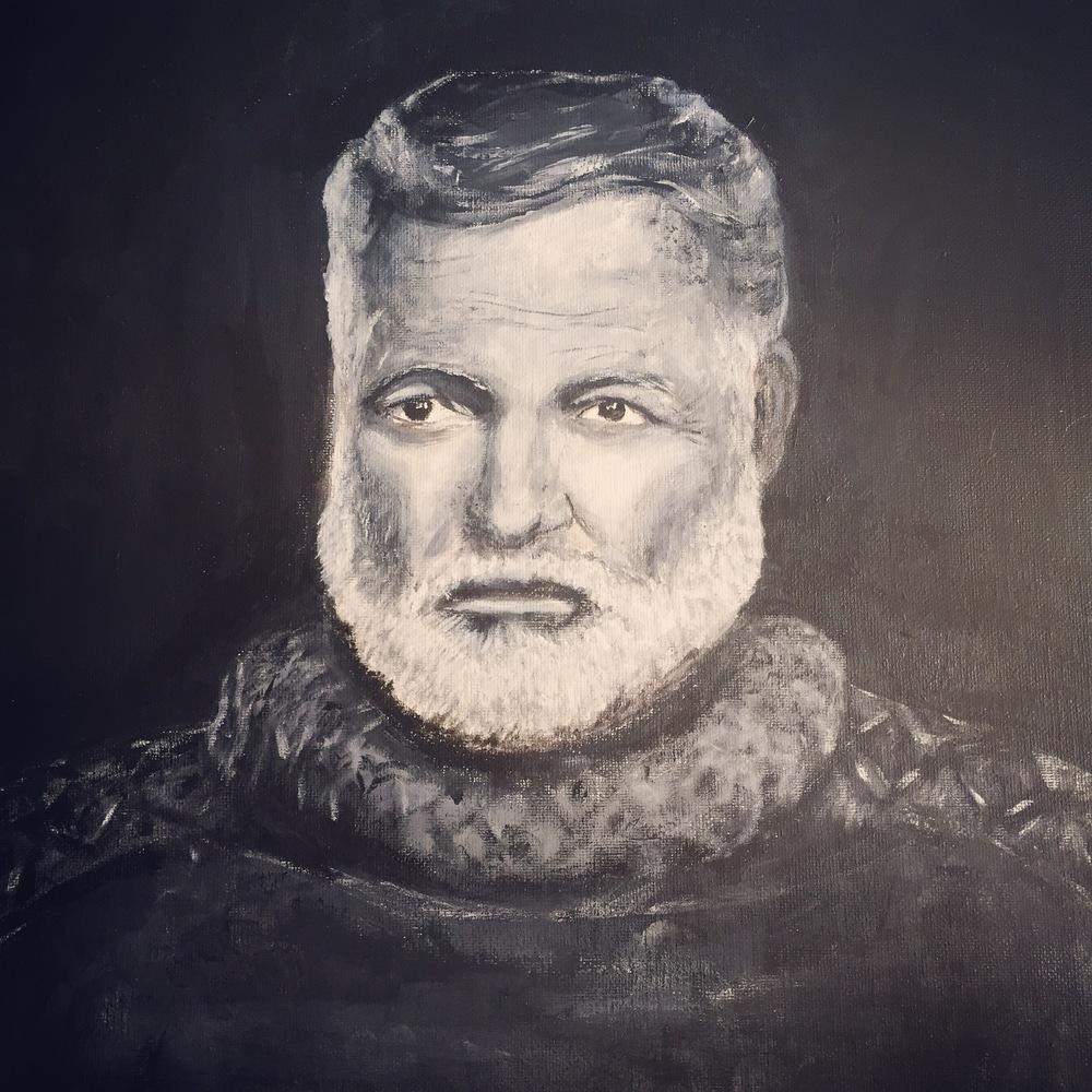 Ernest Hemingway, 2015