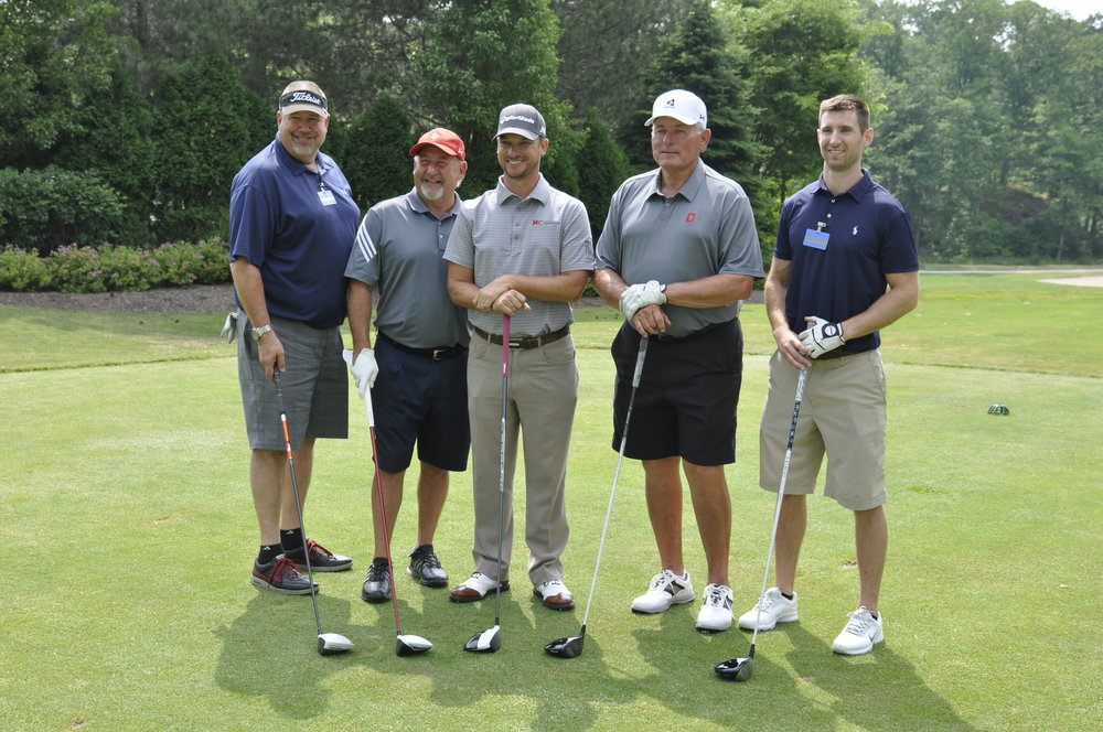 Jeff Deliere, Bob DiBiasio, Kyle Thompson, Mike Hargrove and John Patrichia.JPG