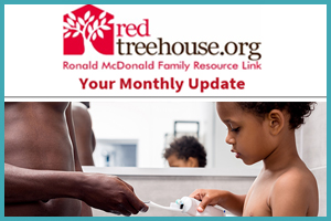 A Free Monthly Newsletter Membership is not required to use RedTreehouse.org, but those who sign up are able to receive our free monthly e-newsletter with information about new content and events. Create your free account today!