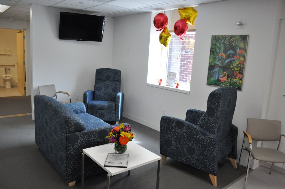 Family Room at Cleveland Clinic Fairview
