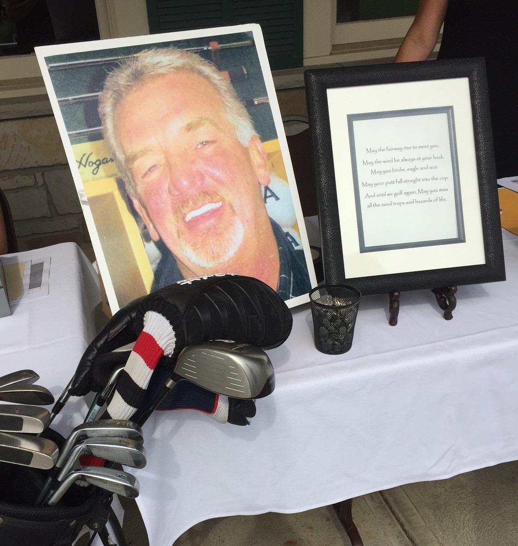 6th Annual Tom Ackerman Memorial Golf Outing — Ronald