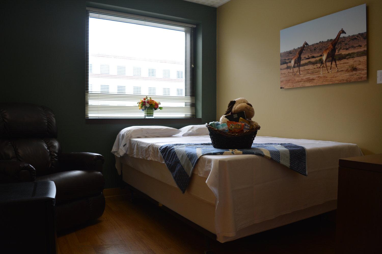 Ronald McDonald Hospitality Suite at MetroHealth Medical Center