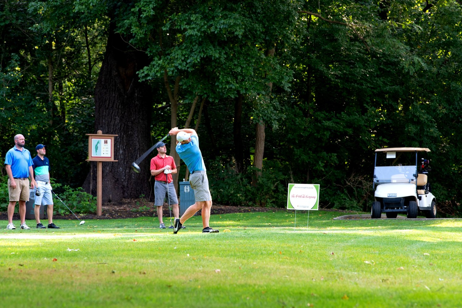 Emerging Leaders Golf Outing Presented by Oswald Companies