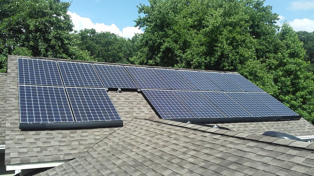 9.43 Kw Solar Array in Middlesex County, NJ