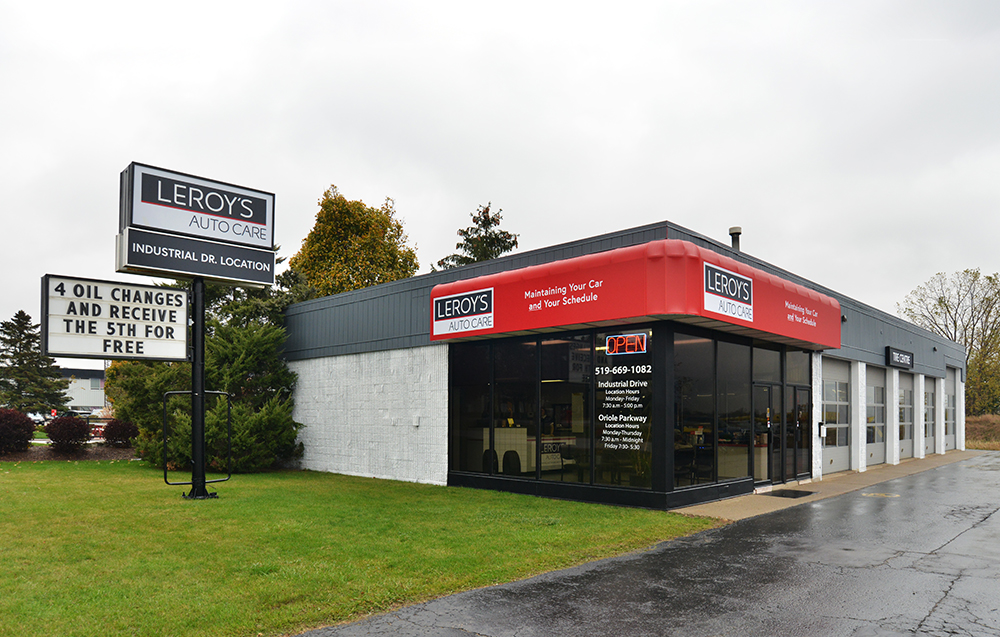 The recently opened second location features new exterior signs a complete exterior and interior overhaul, all in line with the total brand refresh.
