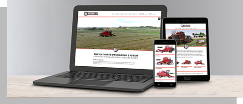 Websites - Transform your business with a well-designed website.