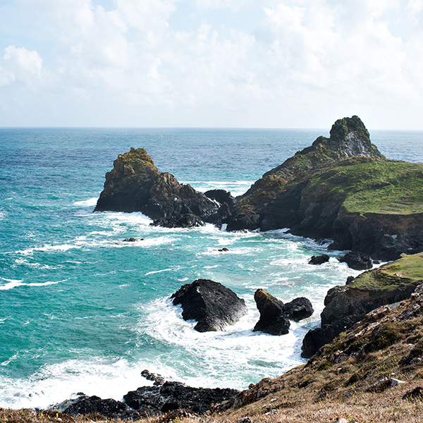 CORNWALL Cadgwith & Kynance Cove