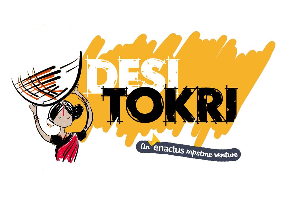 Desi Tokri Logo