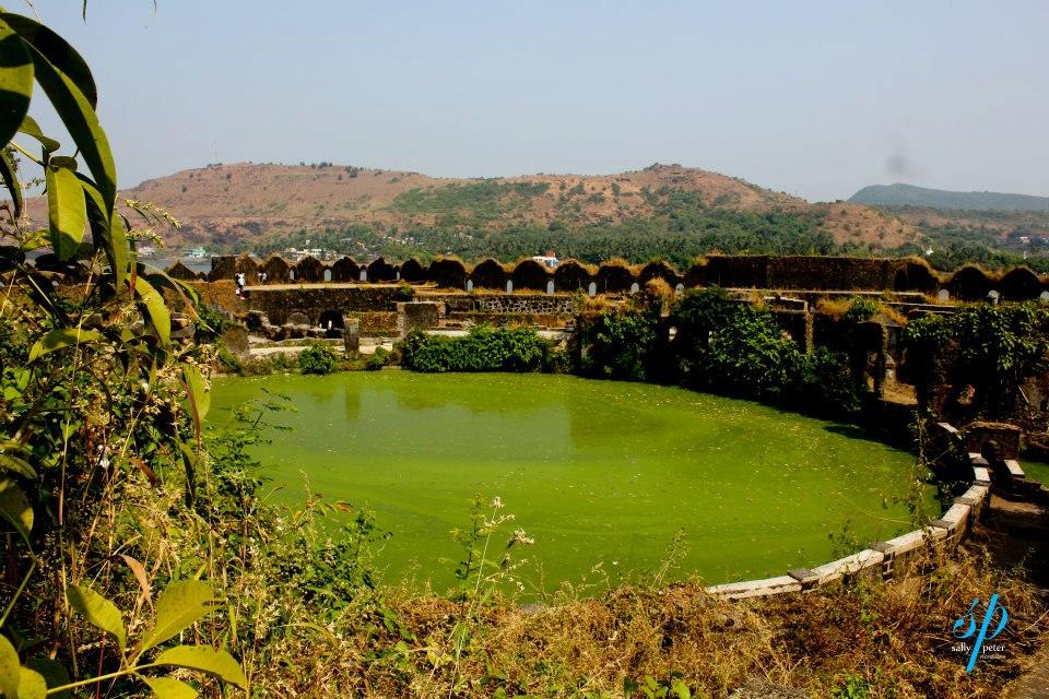 Jazeera Fort, West India