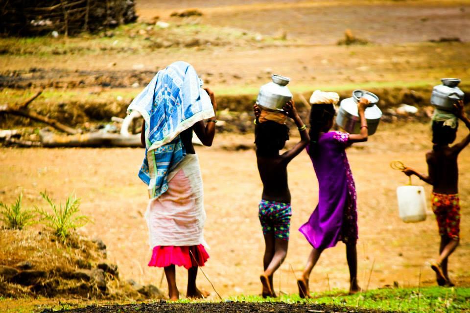 Dahanu Village, West India