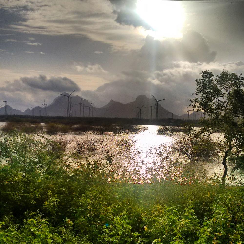 Rural South India