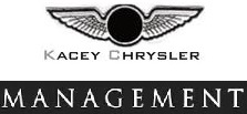 Kacey Chrysler Management