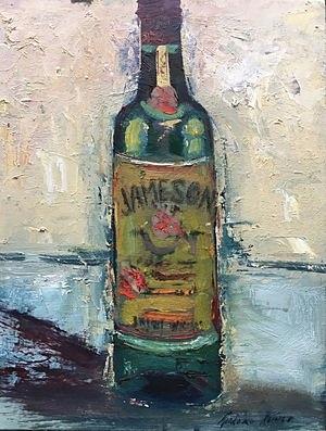 """24x18 oil on canvas board,"""" Jameson"""""""