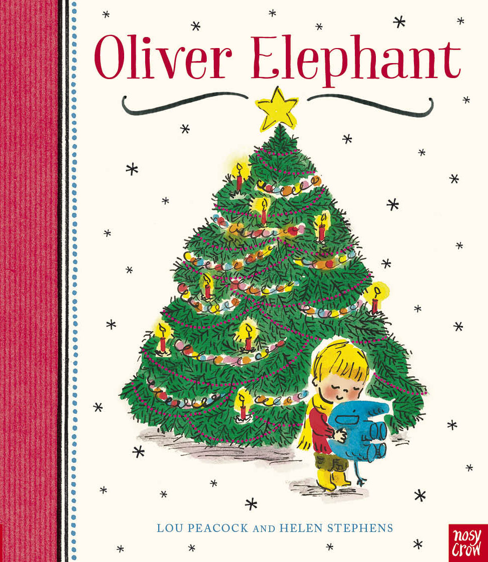 Oliver Elephant due to be published October 2017