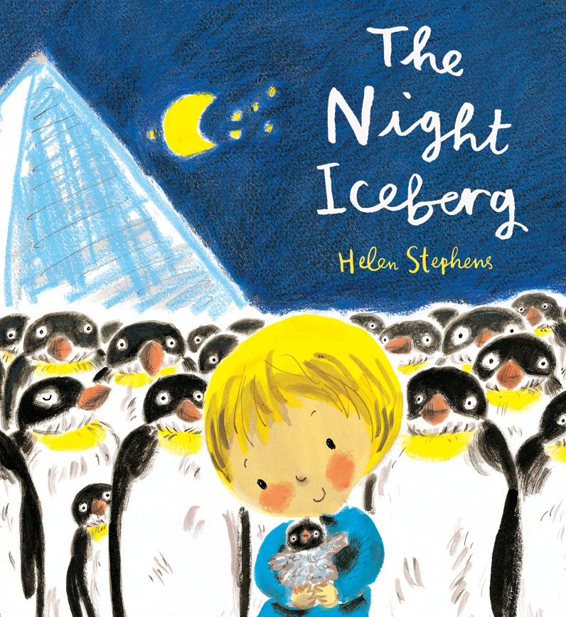 BUY The Night Iceberg was selected for the White Ravens International Library 2012, shortlisted for Booktrust Early Years Award and the Dundee Picture Book Award.