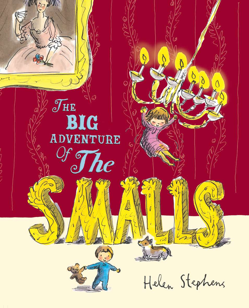 BUY The Big Adventure of the Smalls featured in French Elle and was shortlisted for the Junior Magazine Design Award. 'One can spot a little bit of Ardizzone, a little bit of Sempé with a touch of the cheekiness of Bemelmans' Madeline in her drawings.' Library Mice.