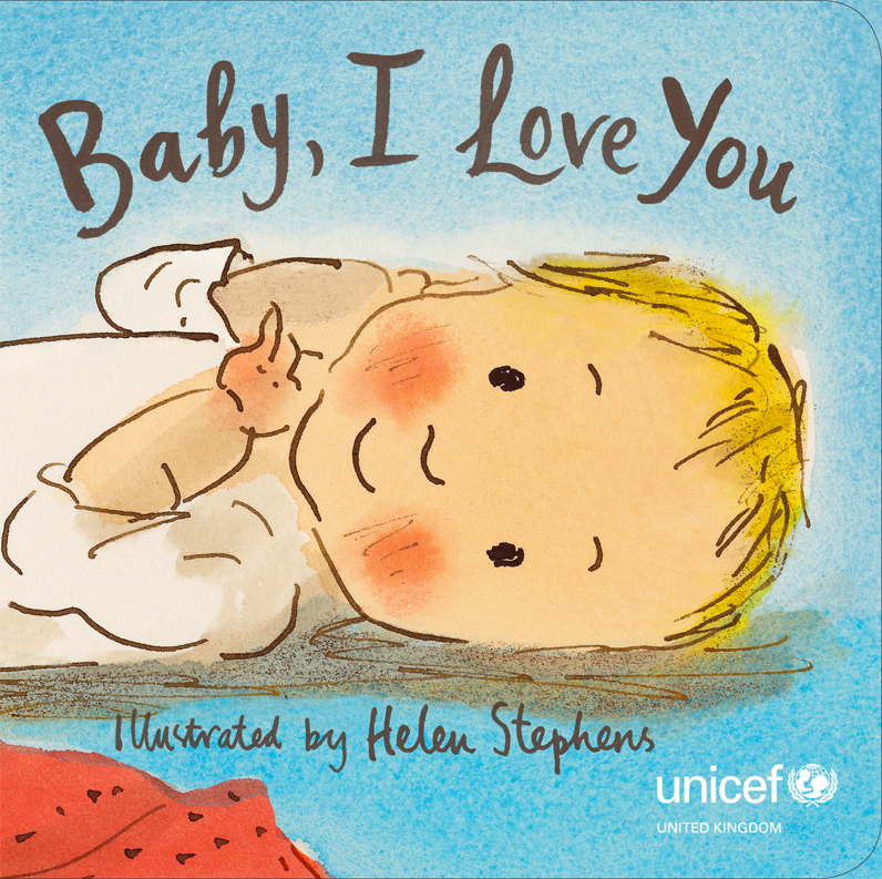READ MORE HERE Baby I Love You is for new mums, dads and babies in Scotland. The book is a gift from Unicef, with love, to every baby born in Scotland between the Glasgow 2014 Commonwealth Games and the 2018 Games in Australia's Gold Coast. Unicef Ambassador Ewan McGregor has recorded a reading of the book.