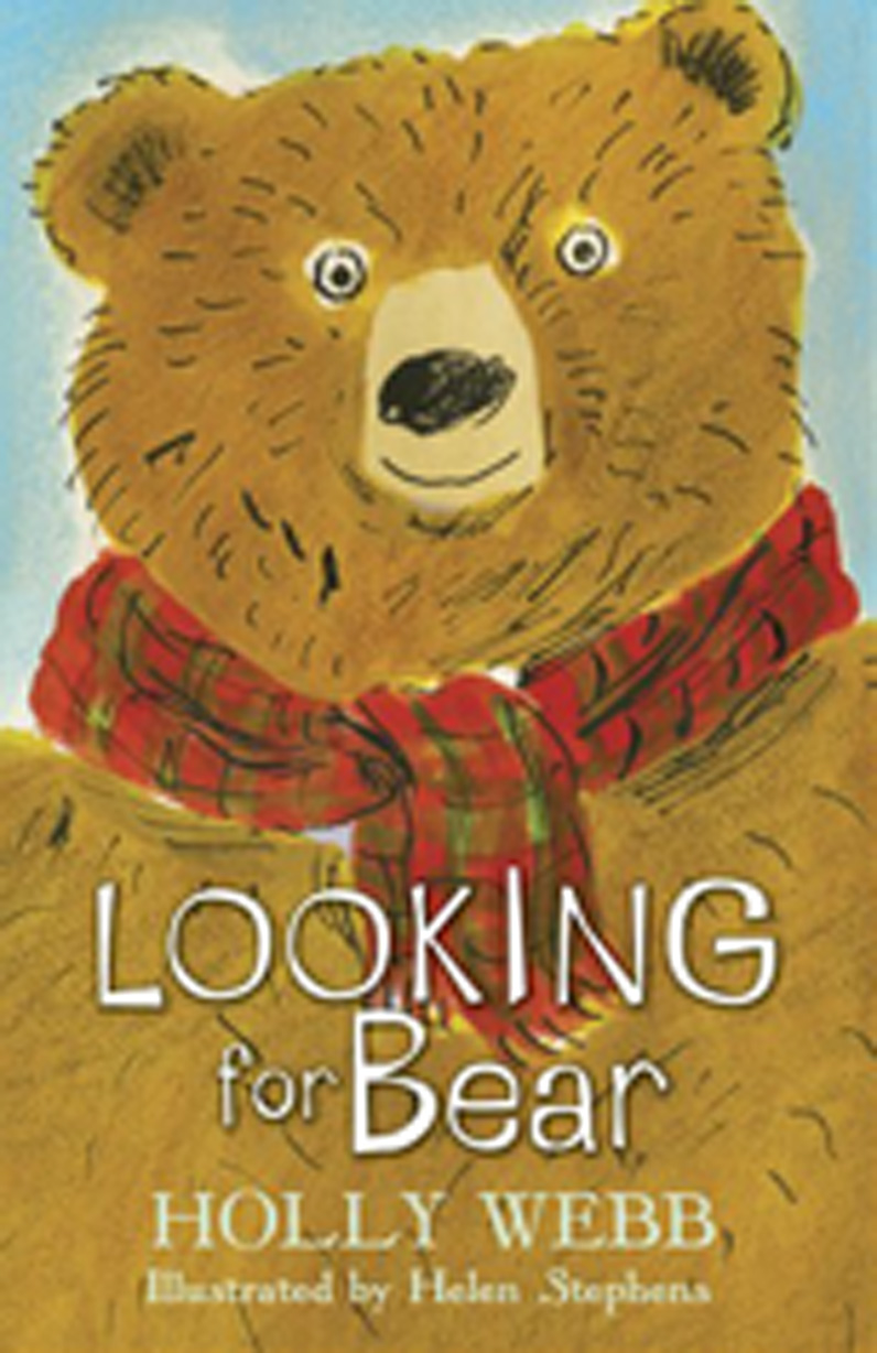BUY 'Looking for Bear is a heartwarming tale with a soft centre, another triumph for Webb.' The Bookbag