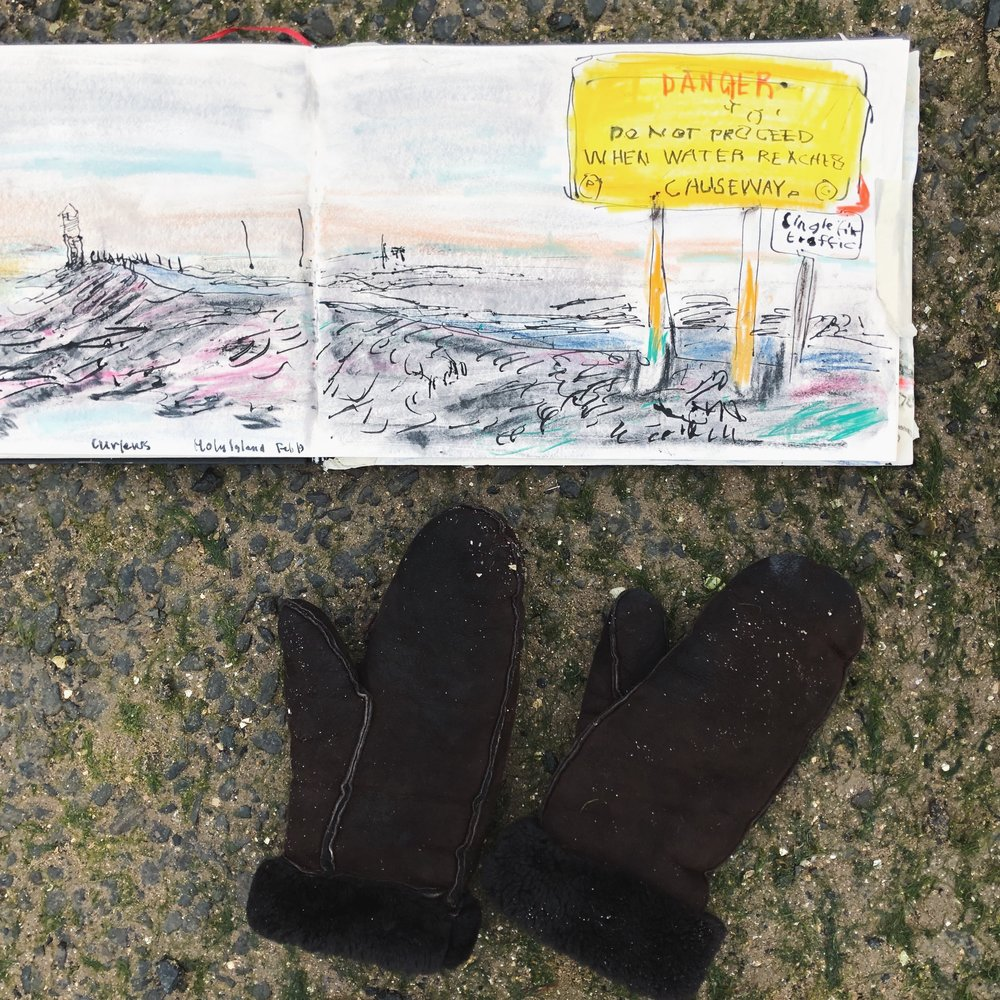 Sketchbook by Helen Stephens