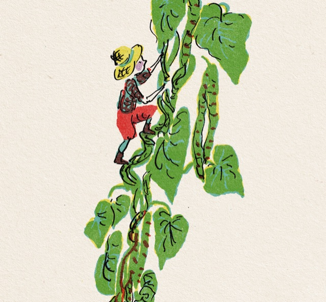 Jack and the Bean Stalk by Helen Stephens - Orchard Publishing