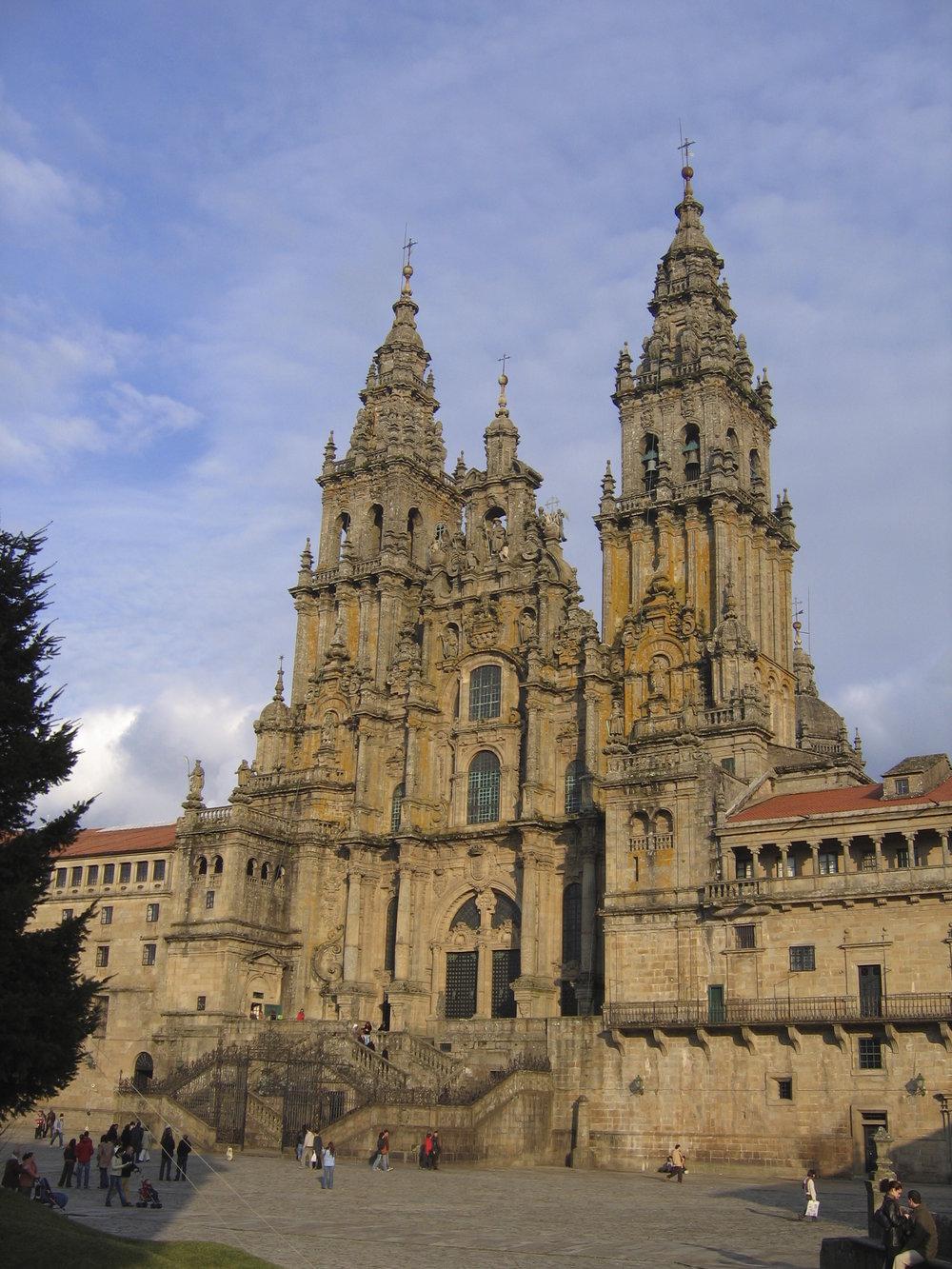 Saint James Cathedral of Santiago de Compostela