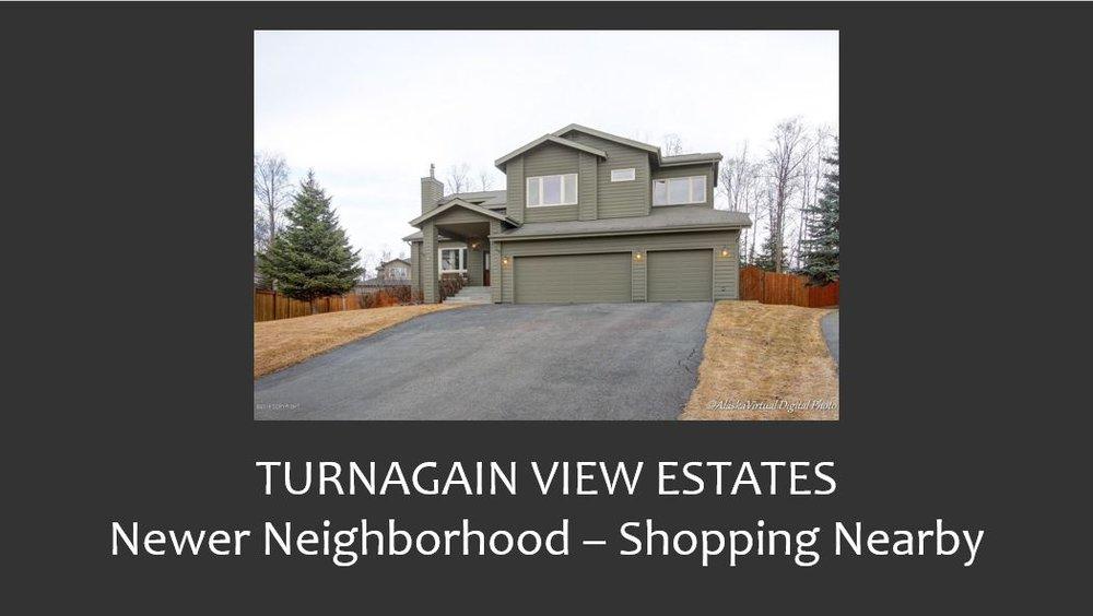 Turnagain View Estates