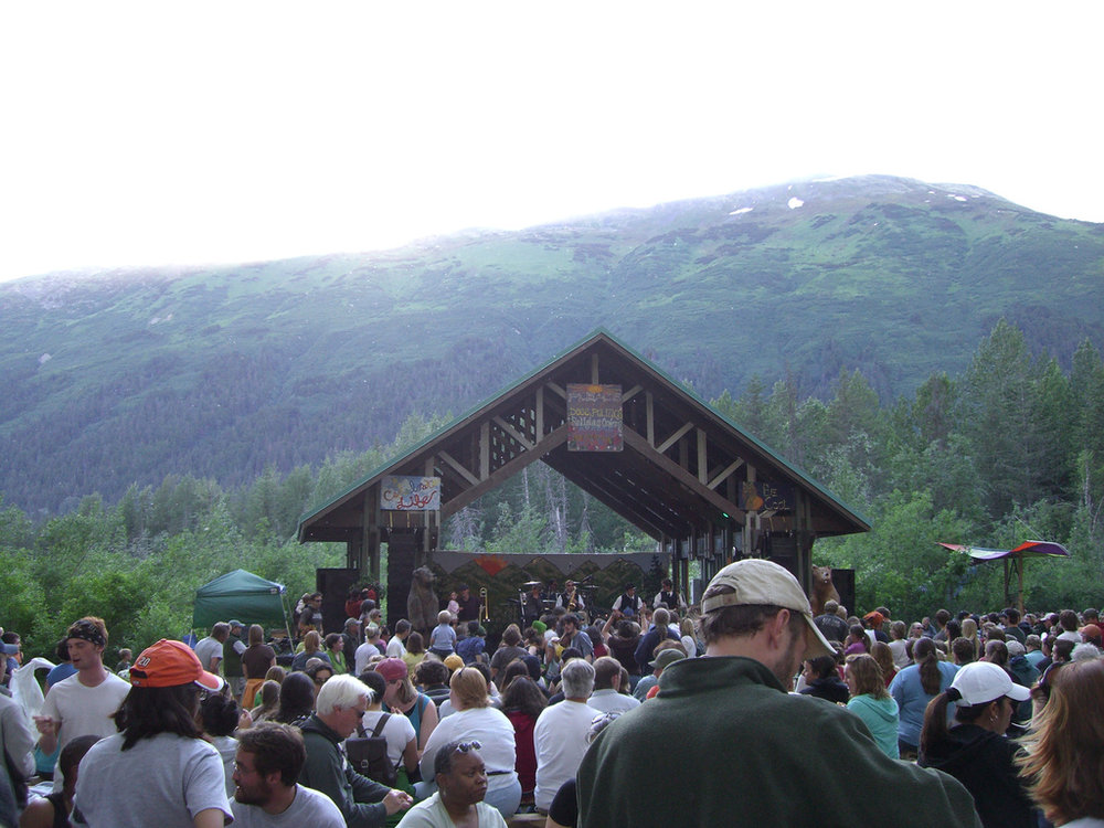 concert in the hills