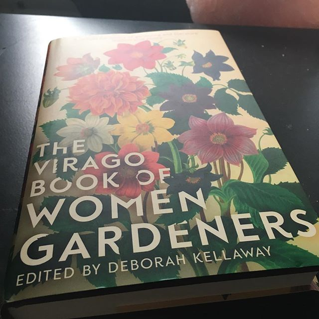 I've been reading letters between gardeners for the past little while, there's so much to say about a garden at any given moment! Picked this book up by chance yesterday, and the section on flower arrangers is going to be my treat after finishing the last of the planting in my own garden (which really aught to be done by now!)
