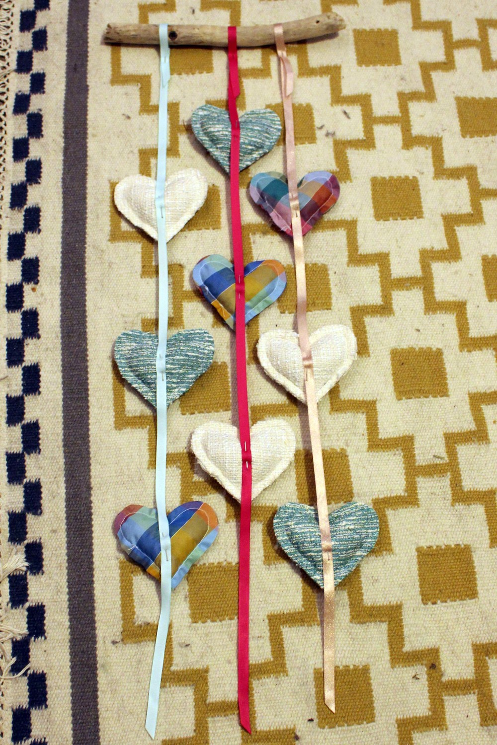 Heart Wall Hanging — The Houlet