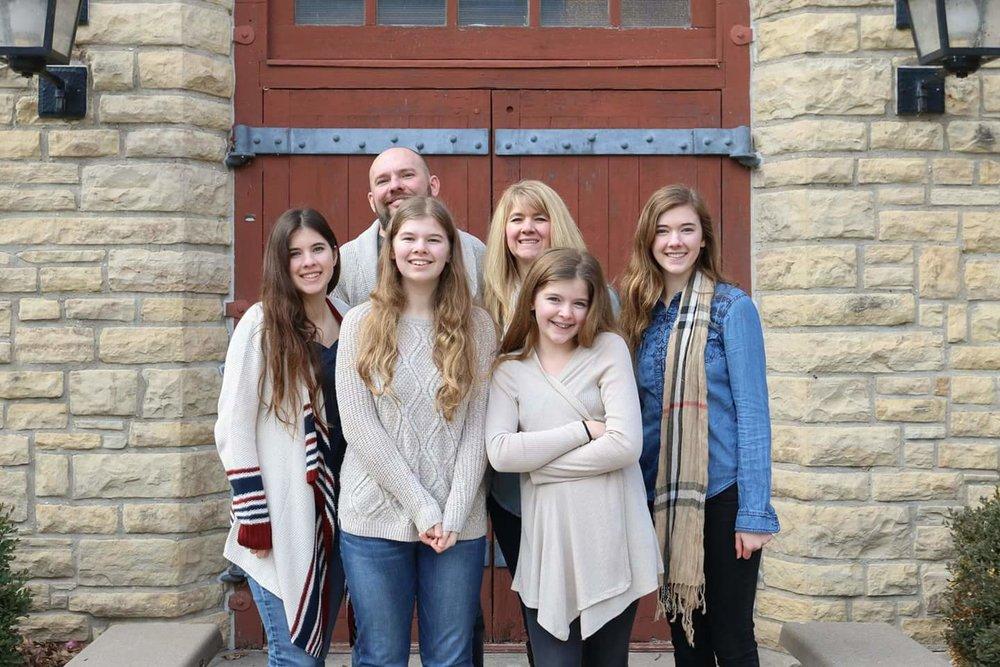 Meet the DeBoef family!