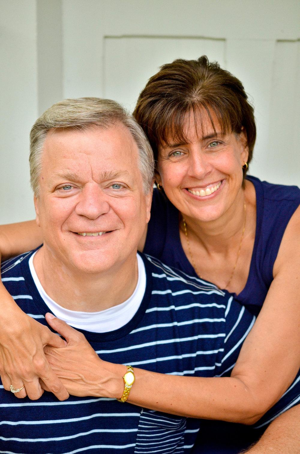 Fred & Brenda Stoeker