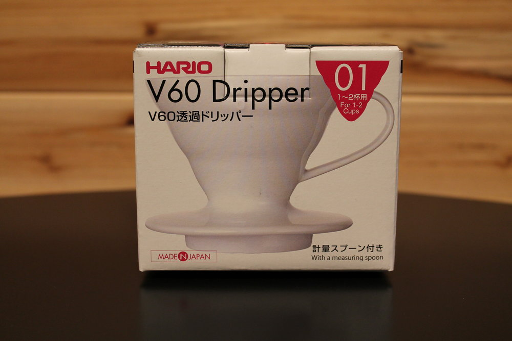 V60 Ceramic Dripper- $20
