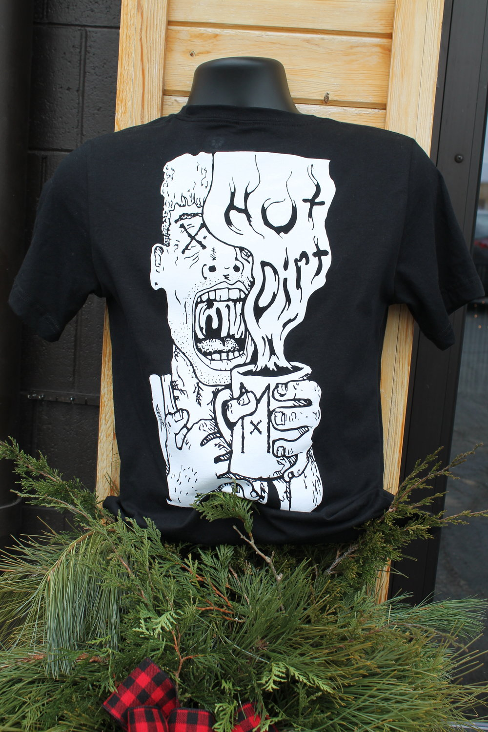 "Steven Hinrichsen ""Hot Dirt"" Back: Issue 1- $25"