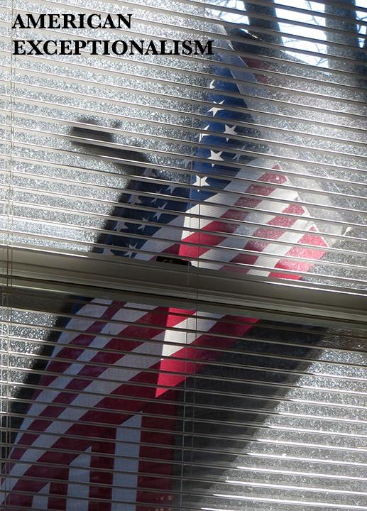American Exceptionalism ©BillKrumholz/SquirrelStock.com