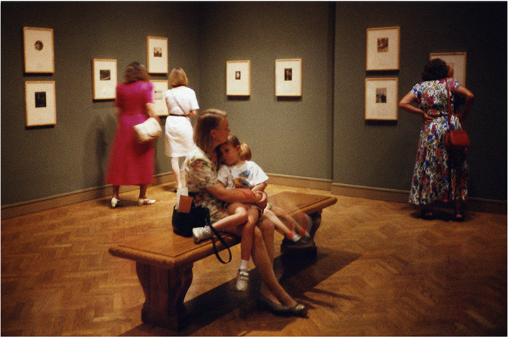 Untitled, 1992 Early chromogenic print 5.5x8.25 inches, 6.5x9.5 inch paper