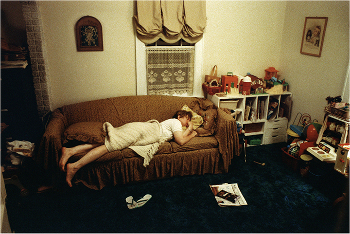 Untitled, 1991 Early chromogenic print 5.5x8.25 inches, 6.5x9.5 inch paper