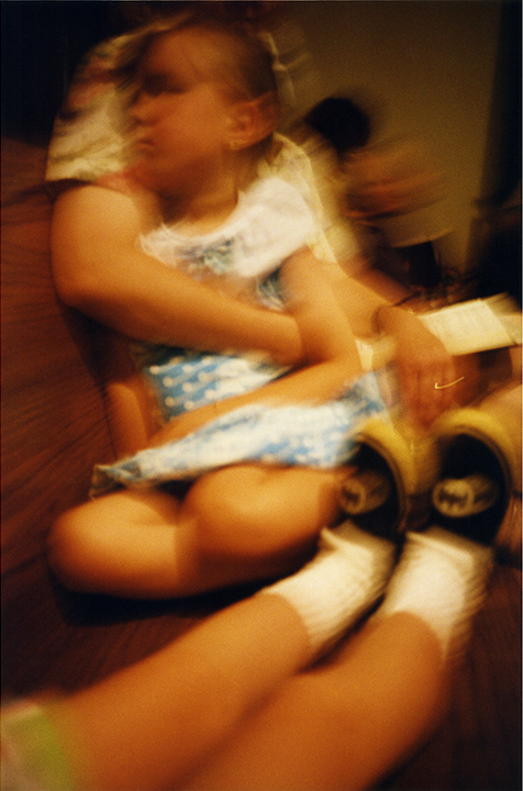 Untitled, 1992 Early chromogenic print 8.25x5.5 inches, 9.5x6.5 inch paper