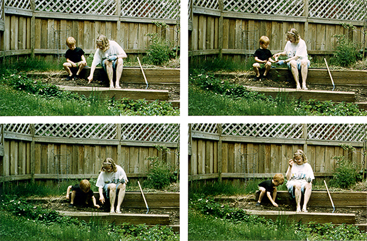 Untitled, 1993 Early chromogenic print 7.75x11.625 inches, 8.75x12.675 inch paper