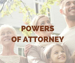 Nevada powers of attorney
