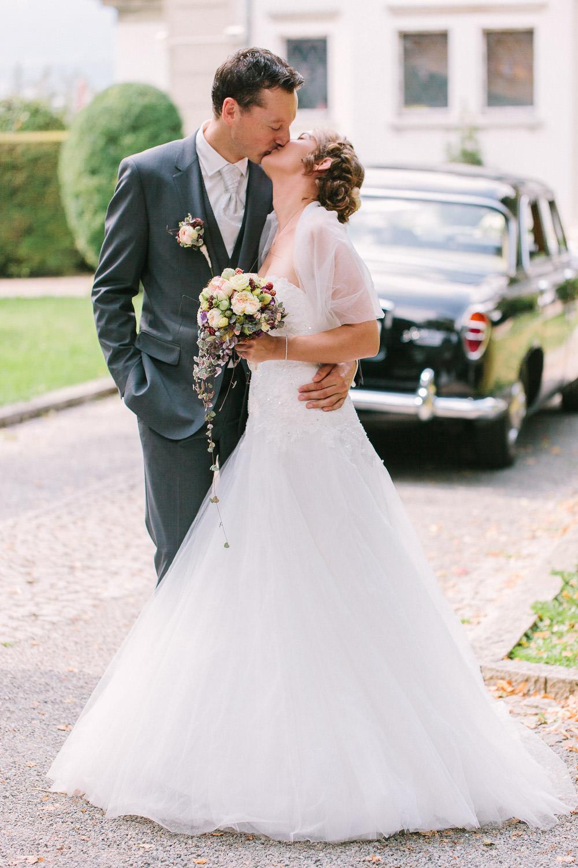 Zeitlose Hochzeitsfotos in Zürich