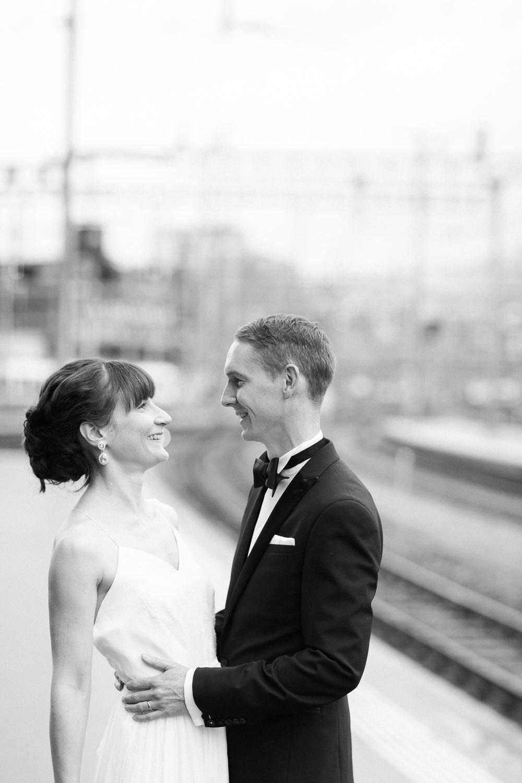 Hochzeitsfotos mit Paarshooting in Luzern