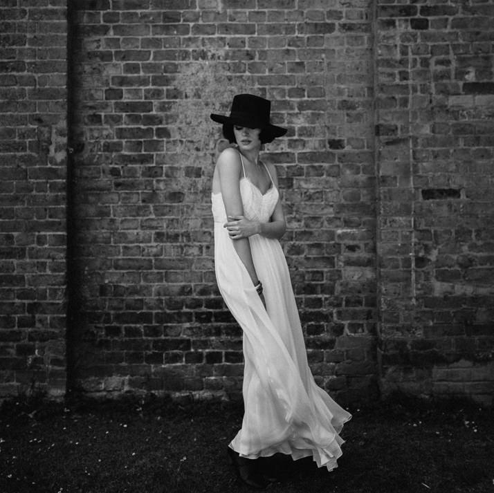 Vintage Hochzeitskleider -